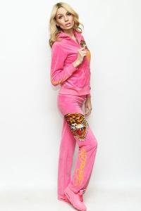 Велюровый костюм «Тигр»