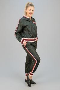 Болоньевый спортивный костюм